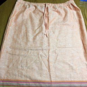 Orvis women's skirt. Size XL.